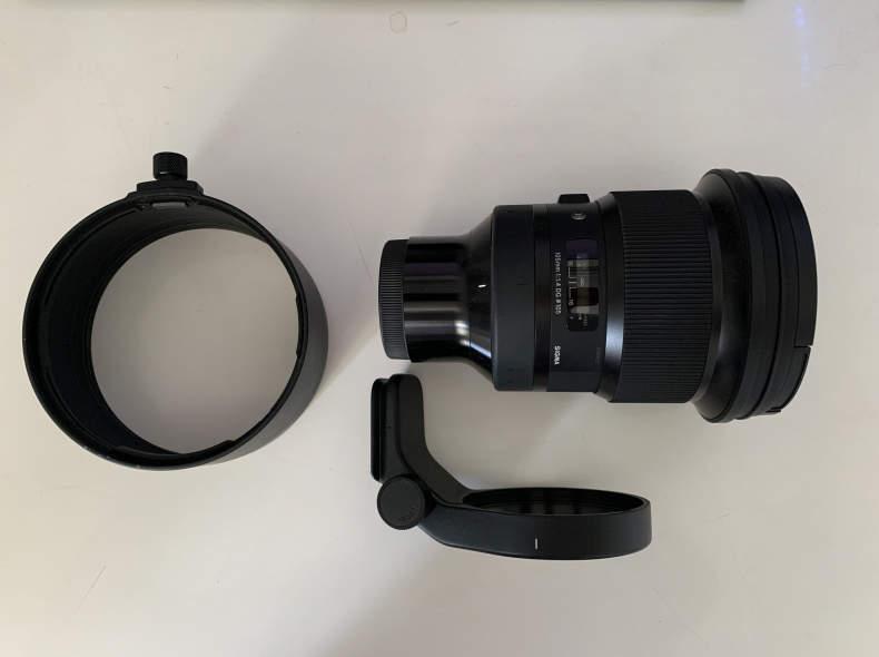 32681 Sigma 105mm f/1.4 DG HSM ART, Sony