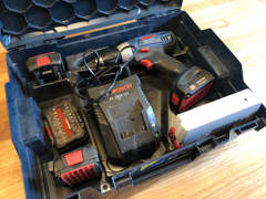 32693 Bohrmaschine Bosch Professional Set