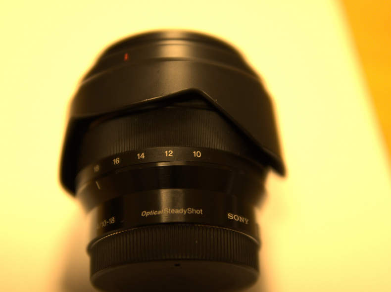 32771 Objektiv Sony E-Mount 10-18mm