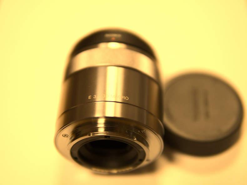 32772 Sony Makro-Objektiv E 30mm F3.5