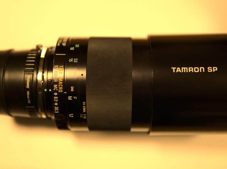 32774 Tamron SP 500mm für Sony E-Mount