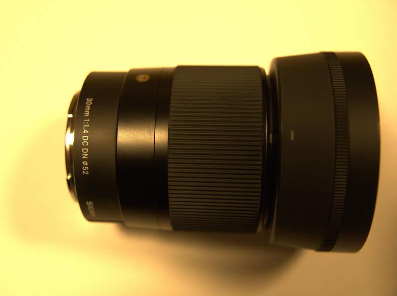 32776 Sigma 30mm f/1.4 DC DN C