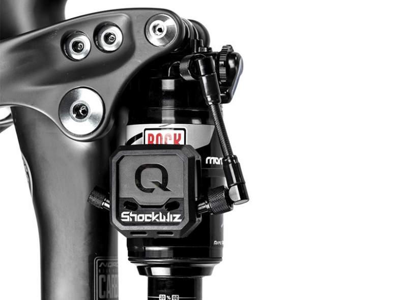 32788 Quarq Shockwiz (Postversand mögl.)