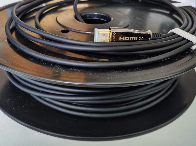 32789 HDMI Kabel 50m Glasfaser