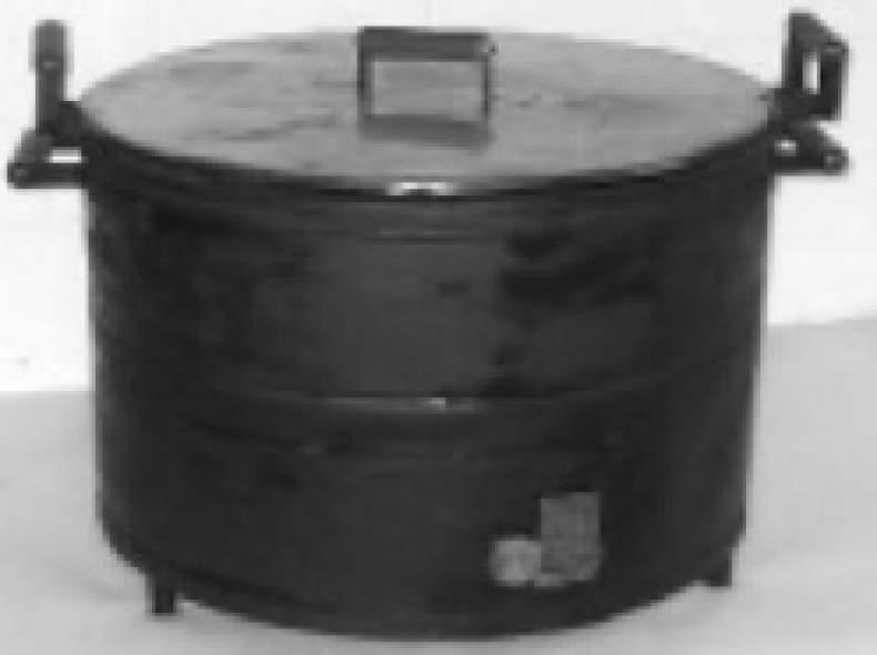 3483 Marroniofen mit Wärmebox
