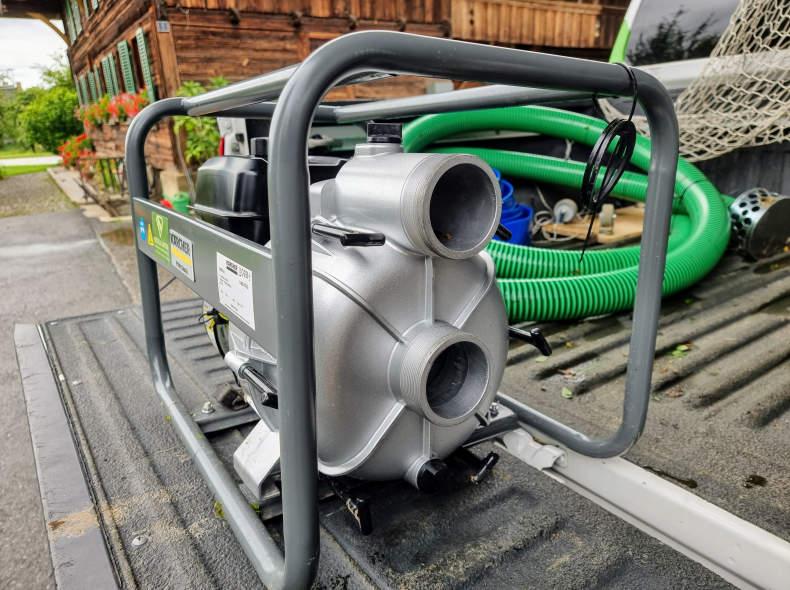 32922 Wasser Pumpe Benzin