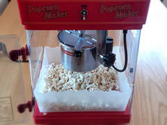 32987 Popcorn Maschine