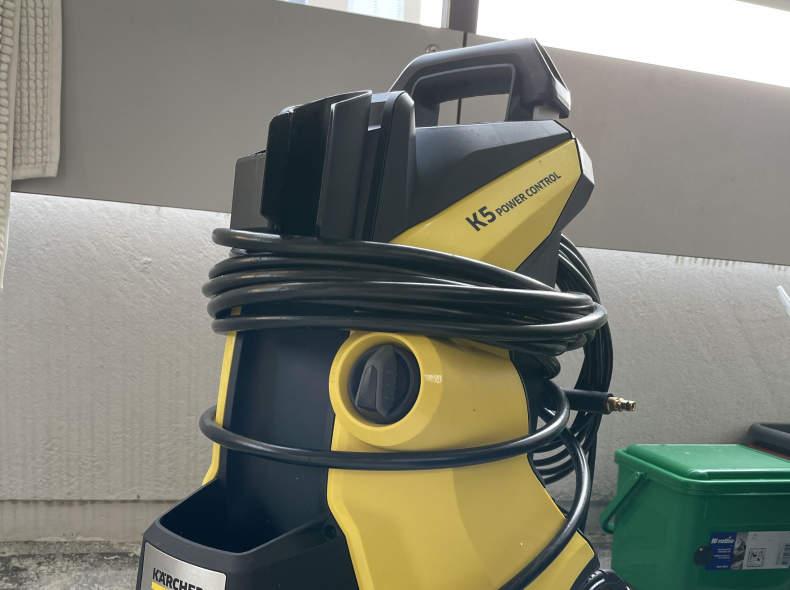 33065 Hochdruckreiniger Kärcher K5
