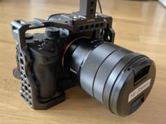 33097 Sony A73 Rig +  Sony FE 15- 35mm F4