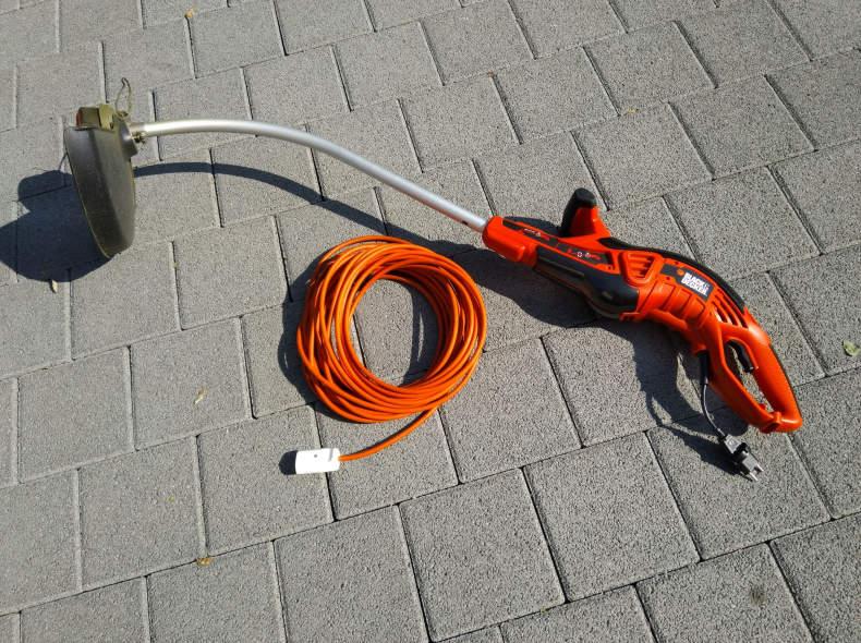 33199 Rasentrimmer mit 18m Kabel