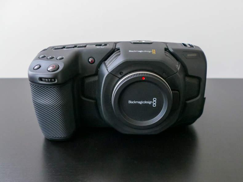 33179 Blackmagic Pocket Cinema Camera 4k