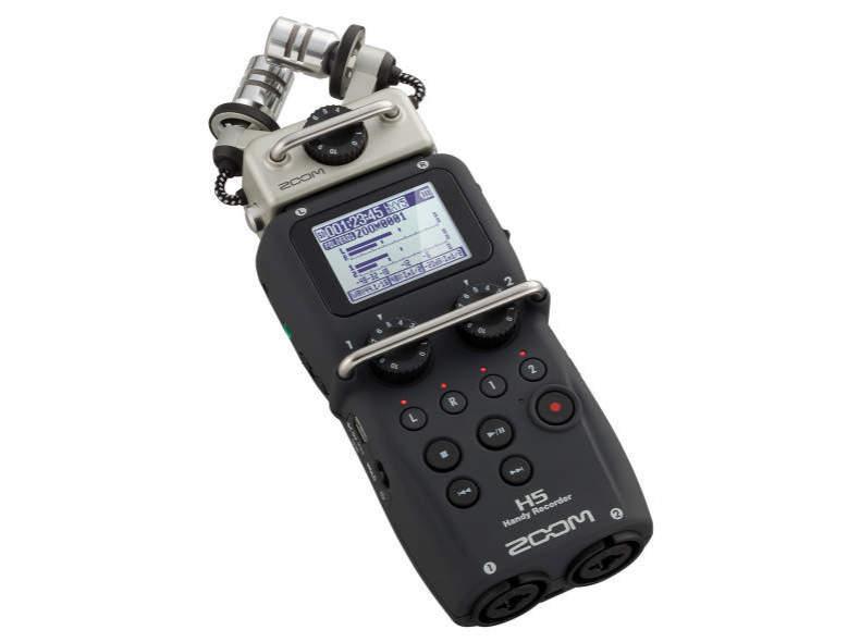 33235 Zoom H5 - Audiorekorder