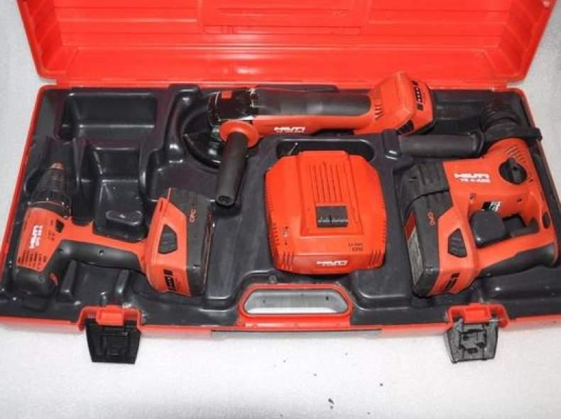 3524 Bohrmaschine Akkuschrauber Werkzeug