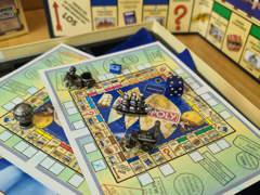 33321 Monopoly Weltreise