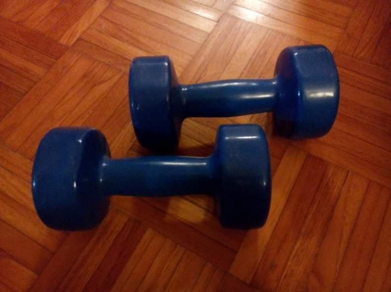 3540 Hanteln 5 kg