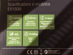 33455 Elektro Vertikutierer