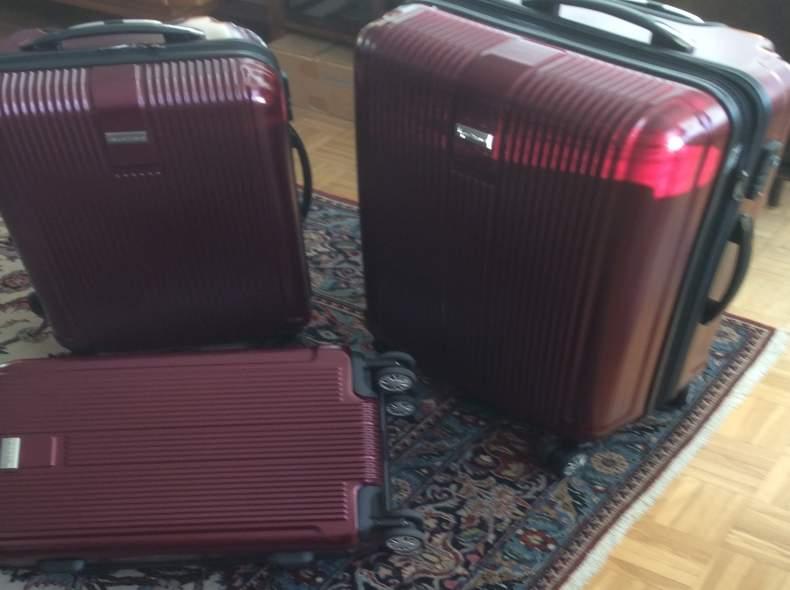 3542 Reisekoffer, ultraleicht, Grösse XL