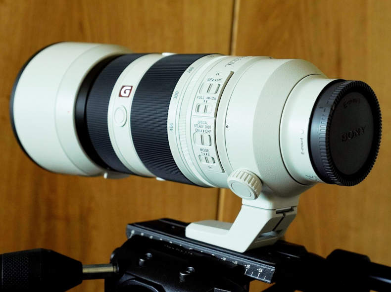 33503 Sony 100-400mm Vollformat