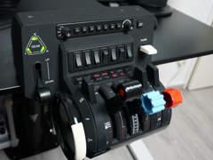 33527 Honeycomb Bravo Throttle Quadrant