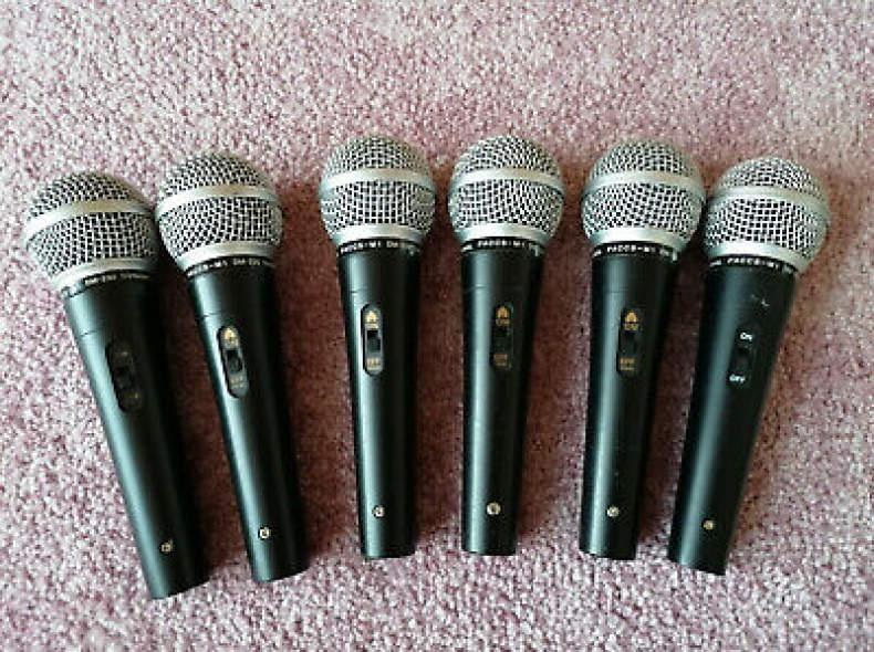 33545 Dynamisches Mikrofon PACCS-M1 DM-23