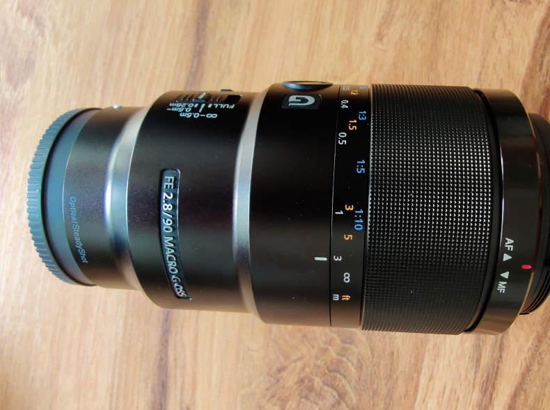 33611 Sony FE 90mm f/2.8 Makro G OSS