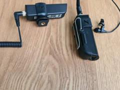 33635 Sennheiser XS Wireless Lavalier Mik