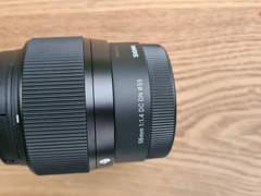 33636 SIGMA 56mm Festbrennweite f:1/1.4