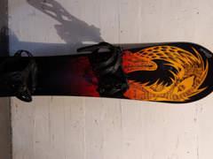 33675 Top NITRO Snowboard 152